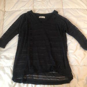 See-through Sweatshirt